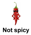 Not Spicy